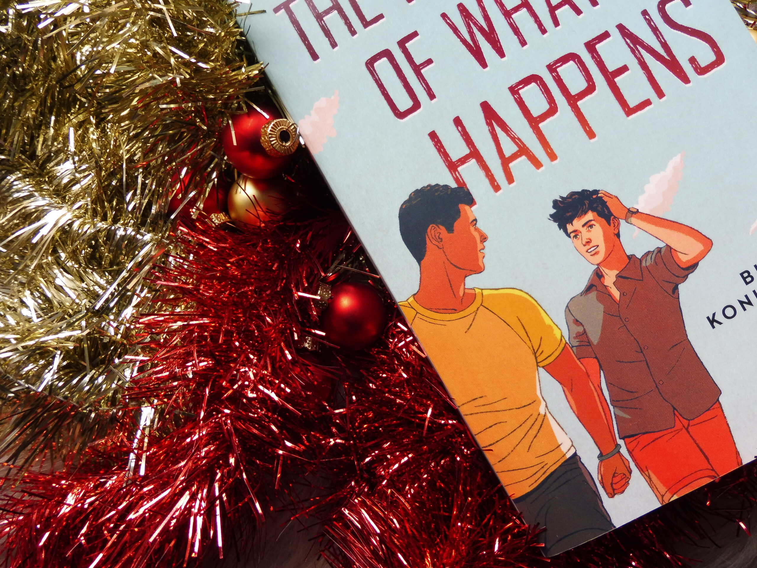 [Rezension] The Music of what happens